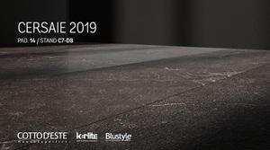 Cotto d'Este на выставке Cersaie 2019