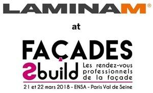 """Laminam принимает участие в выставке """"FACADES2build"""" в Париже"""