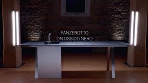 Столешница Laminam Ossido Nero